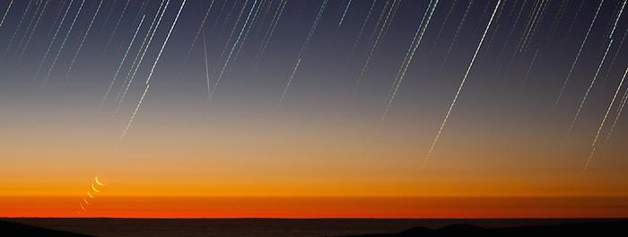 ניתוח מפת השמים בחודשים מרץ – אפריל 2015 / מעין מדזיני
