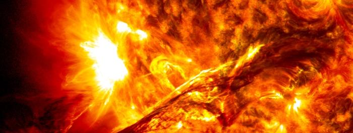 הטרנספורמציה של השמש / מעין מדזיני